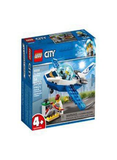 Lego Lego City Sky Police Jett Patrol 60206 Renkli